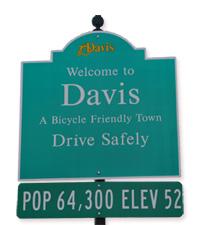 Davis sign