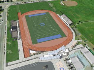 Stadiumaerial